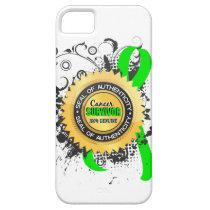 Cancer Survivor 23 Non-Hodgkin's Lymphoma iPhone SE/5/5s Case