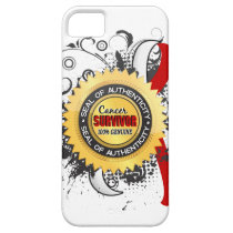 Cancer Survivor 23 Oral Cancer iPhone SE/5/5s Case
