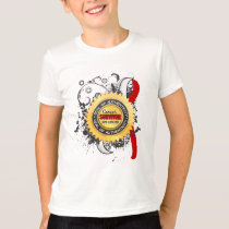 Cancer Survivor 23 Oral Cancer T-Shirt