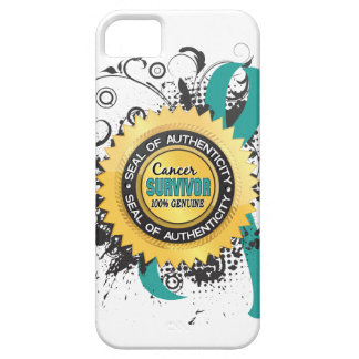 Cancer Survivor 23 Ovarian Cancer iPhone SE/5/5s Case