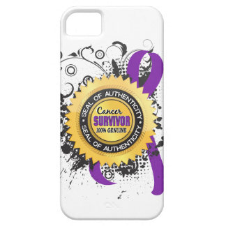 Cancer Survivor 23 Pancreatic Cancer iPhone SE/5/5s Case