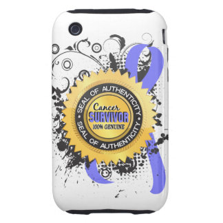 Cancer Survivor 23 Prostate Cancer iPhone 3 Tough Covers