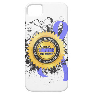 Cancer Survivor 23 Prostate Cancer iPhone SE/5/5s Case