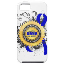 Cancer Survivor 23 Rectal Cancer iPhone SE/5/5s Case