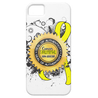 Cancer Survivor 23 Sarcoma iPhone SE/5/5s Case