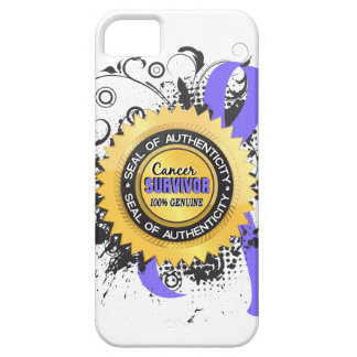 Cancer Survivor 23 Stomach Cancer iPhone SE/5/5s Case