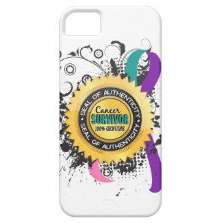 Cancer Survivor 23 Thyroid Cancer iPhone SE/5/5s Case