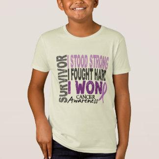 Cancer Survivor 4 T-Shirt