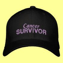 Cancer Survivor Cap