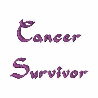 Cancer Survivor Embroidered Shirt
