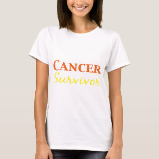 Cancer Survivor Gifts T-Shirt