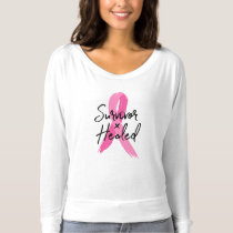 Cancer Survivor, Healed T-shirt