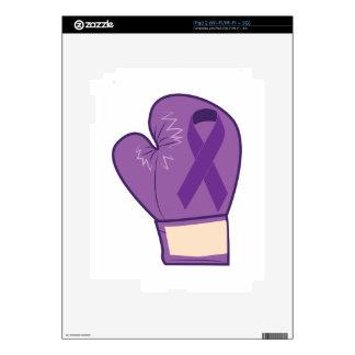 Cancer Survivor iPad 2 Skins