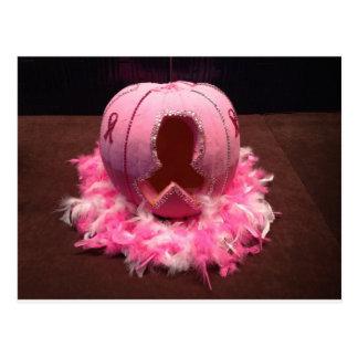 Cancer survivor, life lover postcard
