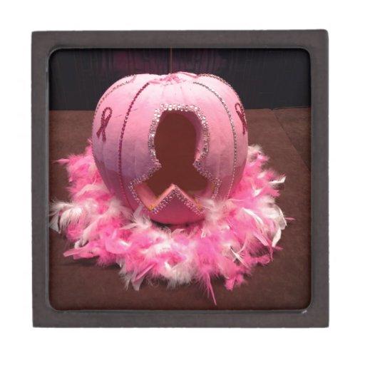 Cancer survivor, life lover premium keepsake box