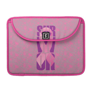 Cancer Survivor Macbook Sleeve Sleeve For MacBook Pro
