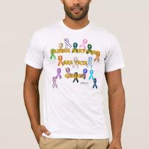 Cancer Survivors Men's T-Shirt
