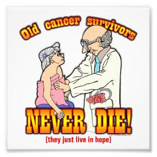 Cancer Survivors Photograph
