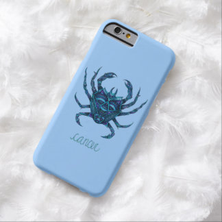 Cancer Symbol Barely There iPhone 6 Case
