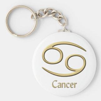 Cancer symbol key chain