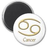 Cancer symbol magnets