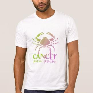 Cancer the Crab Astrology Zodiac Sign d3 T-Shirt