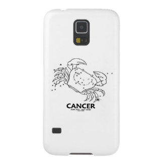 Cancer The Crab (June 21st - July 22nd) Galaxy S5 Cases