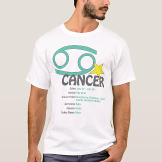 Cancer Traits T-Shirt