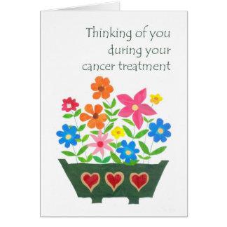 Cancer Treatment Sympathy Card