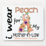 Cáncer uterino llevo el melocotón para mi suegra 4 tapetes de raton