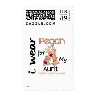 Cáncer uterino llevo el melocotón para mi tía 43 sello