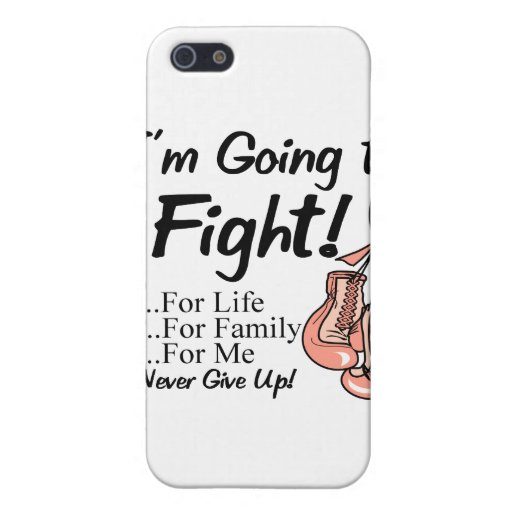 Cáncer uterino voy a luchar iPhone 5 cobertura