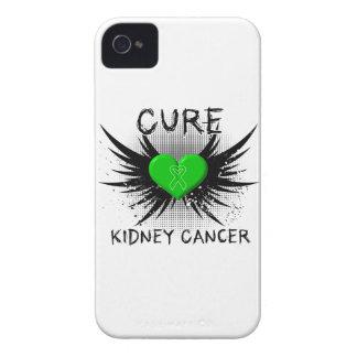 Cáncer v2 del riñón de la curación Case-Mate iPhone 4 coberturas