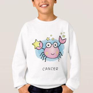 cancer  Vector of horoscope zodiac signs Sweatshirt