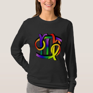 Cancer & Virgo GLBT T-Shirt