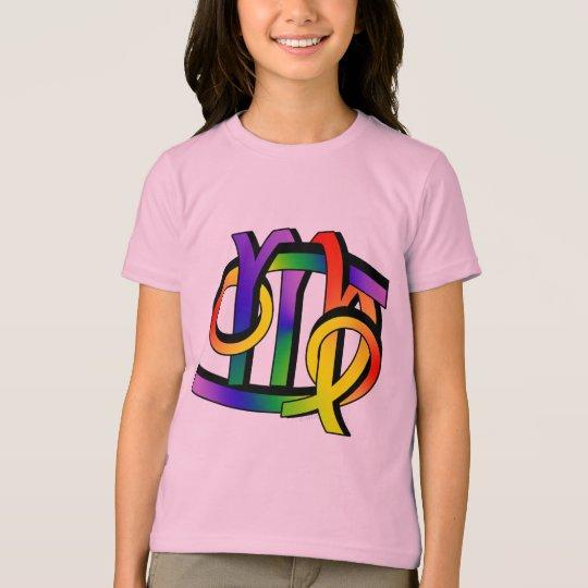 Cancer & Virgo GLBT T-Shirt