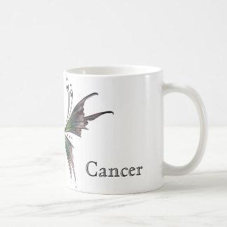 Cancer Wings Coffee Mug