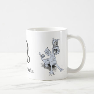 Cancer Wisely Dragons™ North Node of the Moon Mug