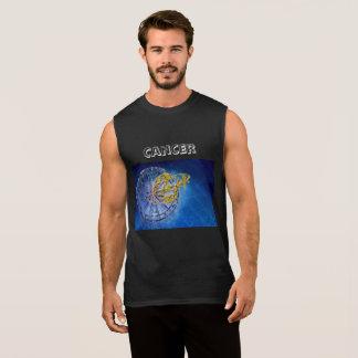 Cancer Zodiac Astrology design Horoscope Sleeveless Shirt
