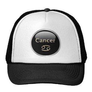 Cancer zodiac astrology star sign hat, cap