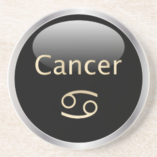 Cancer zodiac astrology star sign zodiac coaster