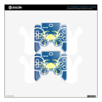 Cancer Zodiac Decal For PS3 Controller
