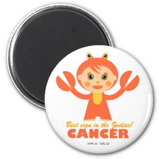 Cancer Zodiac for kids Magnet