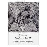 Cancer  (Zodiac sign) Card