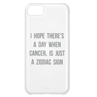 Cancer Zodiac Sign Case For iPhone 5C