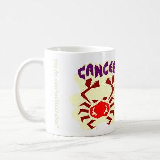 Cancer Zodiac Sign Coffee Mug