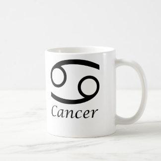 'Cancer' Zodiac Sign Coffee Mug