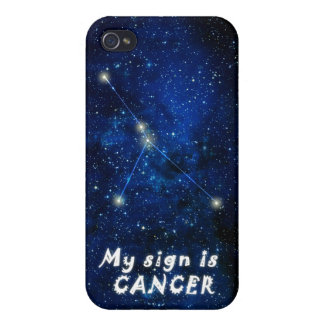 CANCER zodiac sign - iPhone 4 featured matte cover
