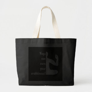 Cancer Zodiac Sign - Yoga Tote Bag