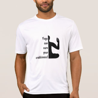 Cancer Zodiac Sign - Yoga Workout T-Shirt